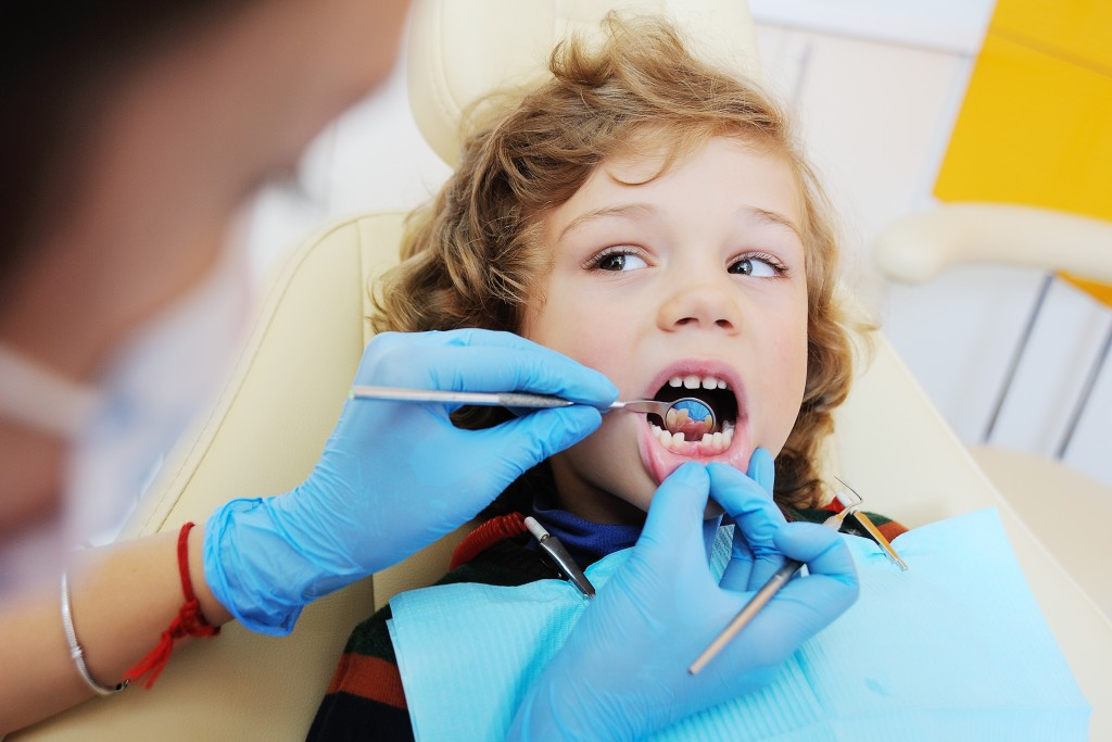 How Bad Oral Health Affects a Child